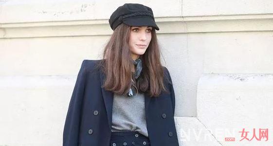 冬季流行的帽子 2017流行帽子新款图片