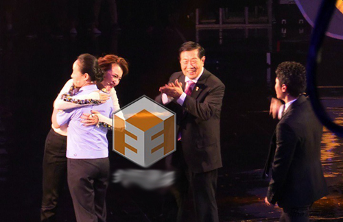 央视一姐董卿生活糜烂不堪 董卿和刘谦睡觉图 4图片