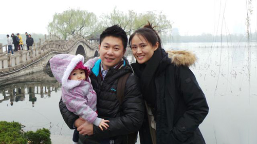 中国男人能满足洋妞 中国人娶 外国老婆对比图 2