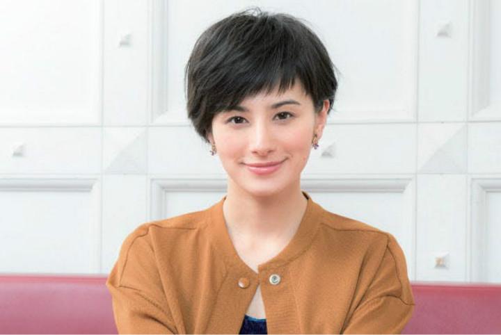 适合超短发的日本女星