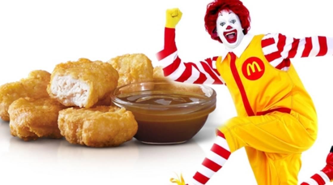 麦当劳四川辣酱