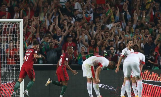 瑞士9连胜还没进世界杯