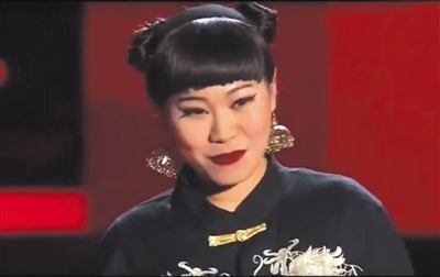 北京姑娘走红俄罗斯好声音