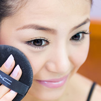 化妆术 无死角减龄腮红的画法