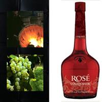 Courvoisier Rosé 玫瑰拿破仑干邑惊艳登场