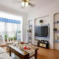 乡村田园地中海风格 打造混搭风格的复式家具