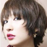 初夏女性清爽日系短发大放送