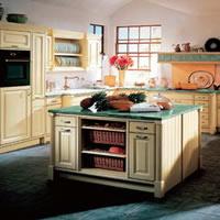 现代简约风格 3套家庭温馨好厨房