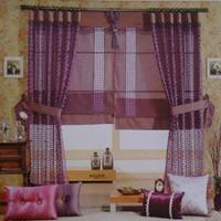 时尚家居装修 让窗帘点缀家居