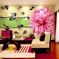 家居装修DIY 自然肌理感壁纸抢先看
