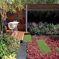 打造户外花园 营造户外氛围