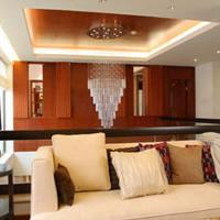 现代简洁明快的卧室风格设计