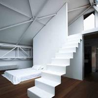 美丽家居装修 楼梯的不同趣味表情