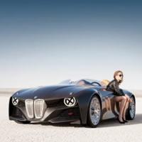 宝马BMW 发布 328 Hommage 概念车
