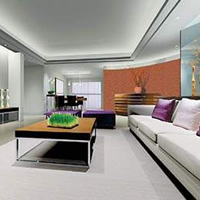 夏天室内装修推荐 客厅装饰百变表情