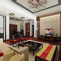 中国传统的室内设计方案