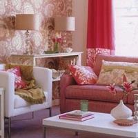 客厅装修 添加宁静淡定家居情绪