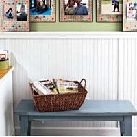 给力创意打造 温馨家庭工作室