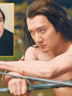 冯绍峰激似马英九5个瞬间戏迷怨