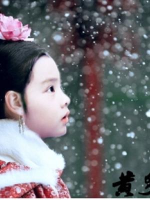 演员黄磊女儿多多(黄忆慈)好漂亮的古装PS秀