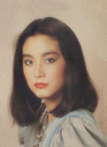 林青霞的感情林青霞的美貌分析 林青霞年轻的绝美照片