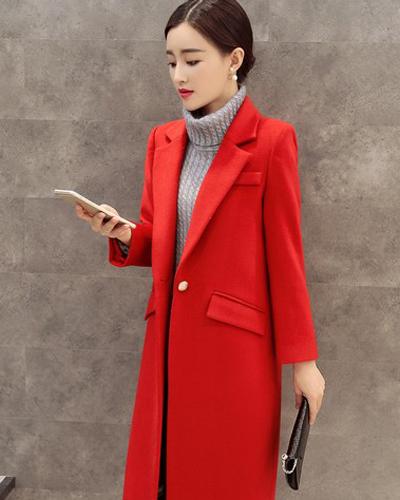 冬天大衣里面穿什么  冬天怎么穿利索又气质