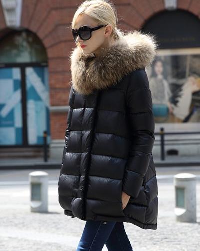 羽绒服里面是什么毛最暖和  冬季羽绒服如何搭配衣服