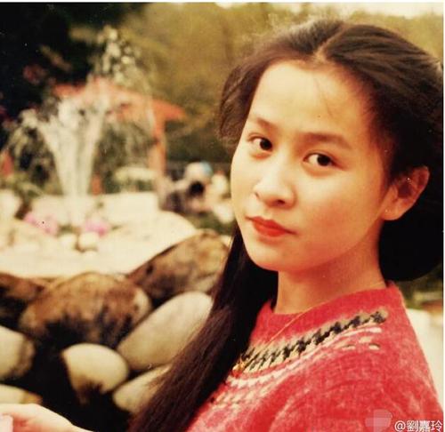 刘嘉玲年轻时的照片曝光 刘嘉玲年轻时候很漂亮图片