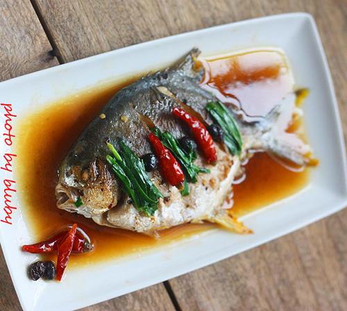 豆豉鲳鱼的做法大全