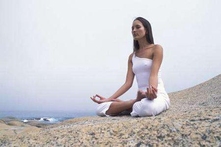 可以增加怀孩子的机会 女性受孕练瑜伽的好处