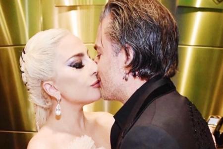 新男友是名校毕业高管 Lady Gaga新恋情曝光
