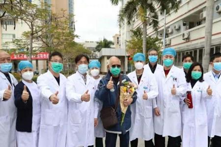其中厦门首例确诊患者治愈出院 福建省6例肺炎患者出院
