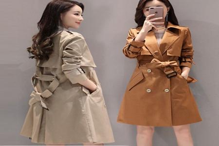 这四种外套流行时尚穿搭 女生春季外套怎么搭配